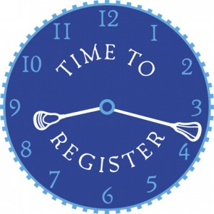 Time to Register Clock