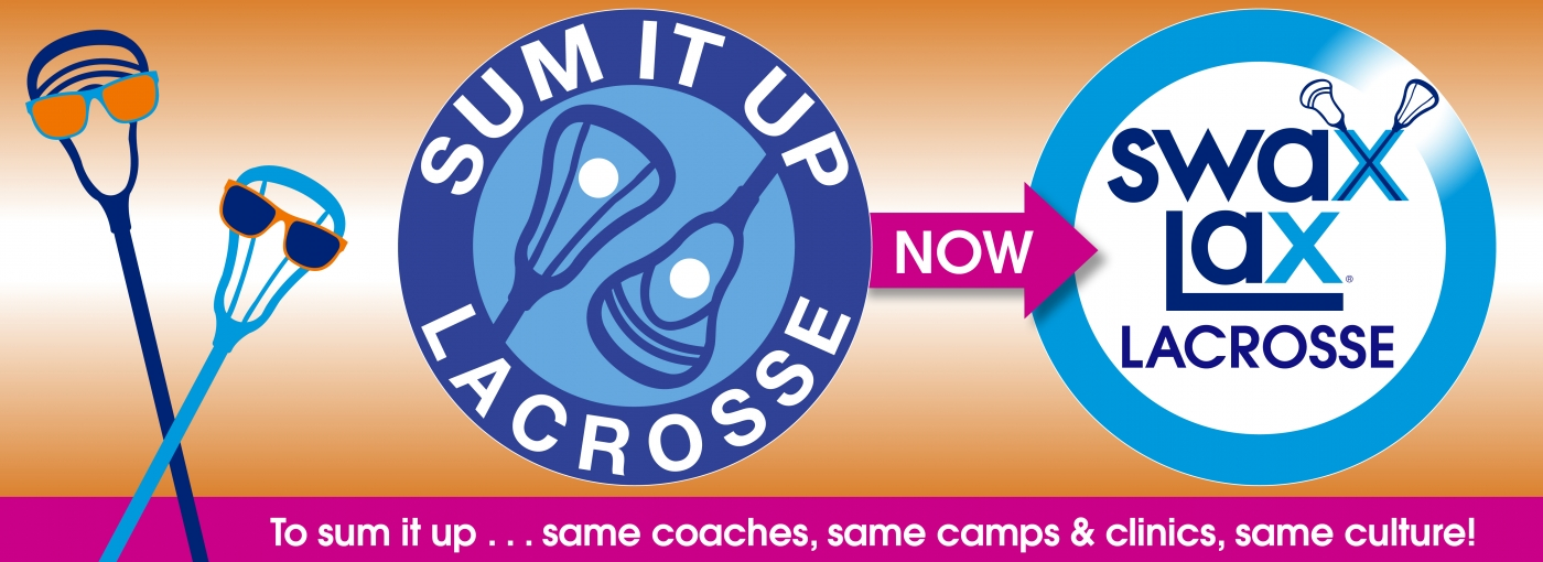 Sum It Up Lacrosse Rebrands to Swax Lax Lacrosse