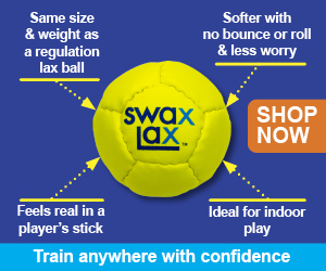 Swax Lax soft lacrosse training balls